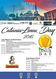 Catania Linux Day 2016